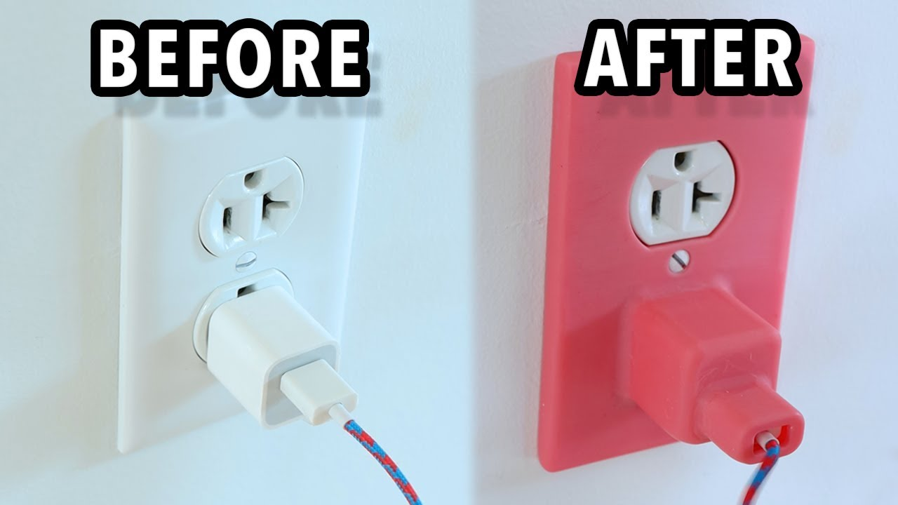 never get your iphone cable stolen ever again!