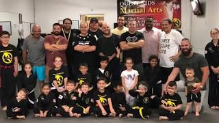Quest Martial Arts Academy: Father's Day Workout