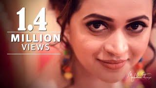 ACTRESS BHAVANA'S EXCLUSIVE MEHENDI HIGHLIGHTS