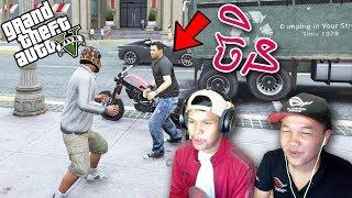 អង្គុយមើលប្រូវ៉ៃចិនសើចចុះពោះ - GTA 5 Khmer Funny Video Clips