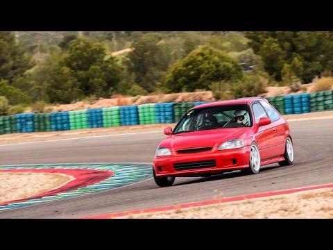 Honda Civic EK4 Calafat 1:53:8