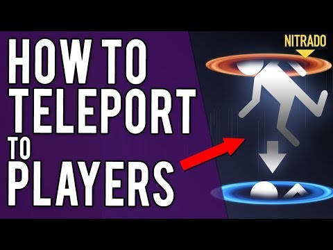 HOW TO TELEPORT TO PLAYERS - ARK PS4 ADMIN COMMAND TUTORIAL - ARK PS4  SERVER TUTORIAL