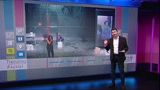 بي_بي_سي_ترندينغ: مسرحية سورية ممثلها يتعرى في تونس تثير استنكارا
