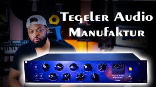 Tegeler Audio Manufaktur Crème Review & Demo