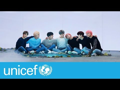 BTS and UNICEF call on young people to spread kindness on International Day of Friendship