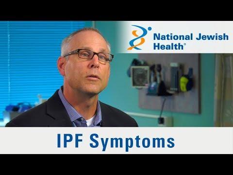 The Symptoms of Idiopathic Pulmonary Fibrosis (IPF)