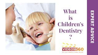 Now Trending - Children's Dentistry explained Dr. Terry Rose