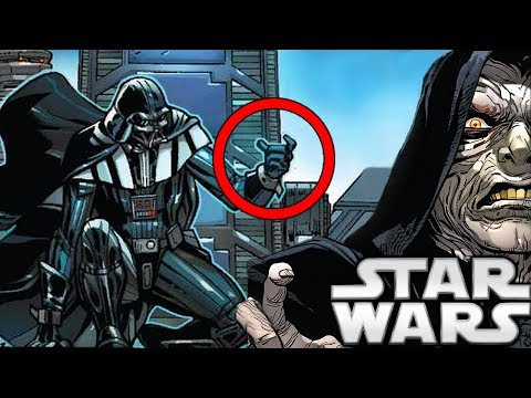 How Darth Vader Force Choked Palpatine in Revenge of the Sith (canon) - Star Wars Explained