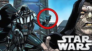 How Darth Vader Force Choked Palpatine in Revenge of the Sith (canon) - Star Wars Explained thumbnail