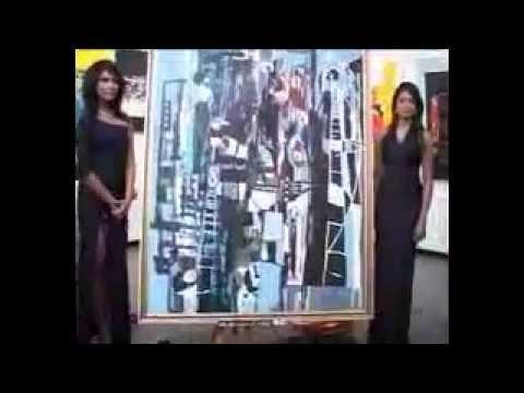 Art Exhibition at the Lionel Wendt November 2012