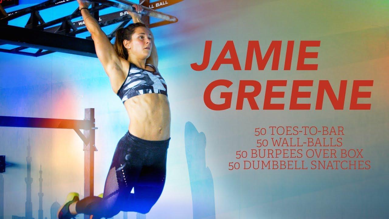 Download Jamie Greene: Chipper Workout