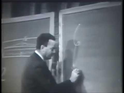 Symmetry in Physical Law (Richard Feynman)