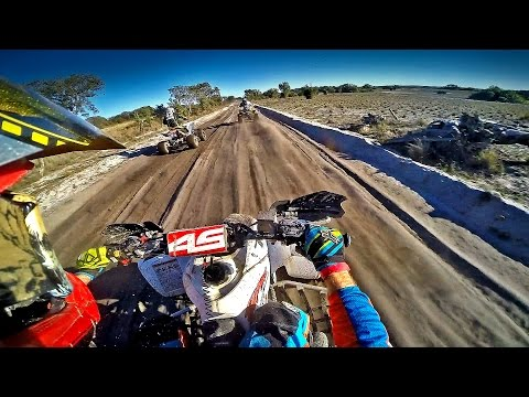 ATVWA | 2015 Pony Express Series Round 1 - First Lap RAW - GoPro