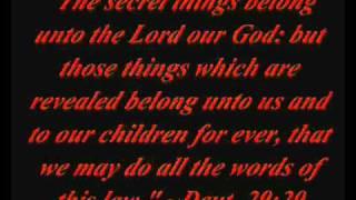 The Kabbalah -The NWO's Satanic Bible!