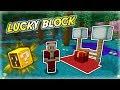 LUCKY BLOCKS #1 - VILDE BIOMES!!
