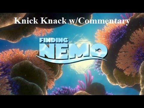 Finding Nemo Knick Knack W Commentary Youtube