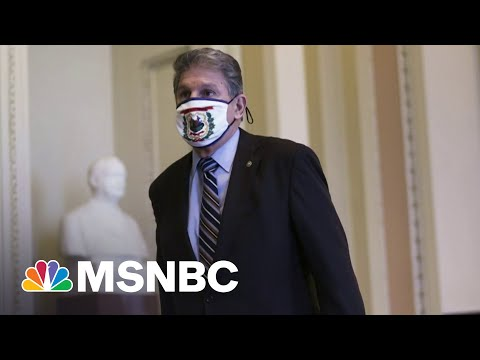 Smaller Infrastructure Compromise Gains Support In Senate | MSNBC