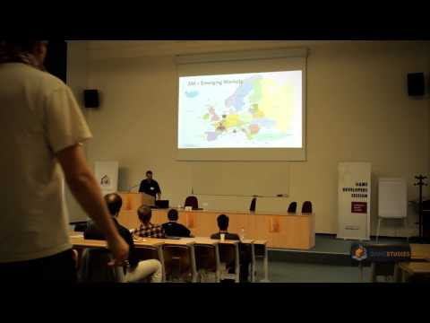 CEEGS 2014 - The position and role of distributors in the gaming industry (Jaroslav Kolář)
