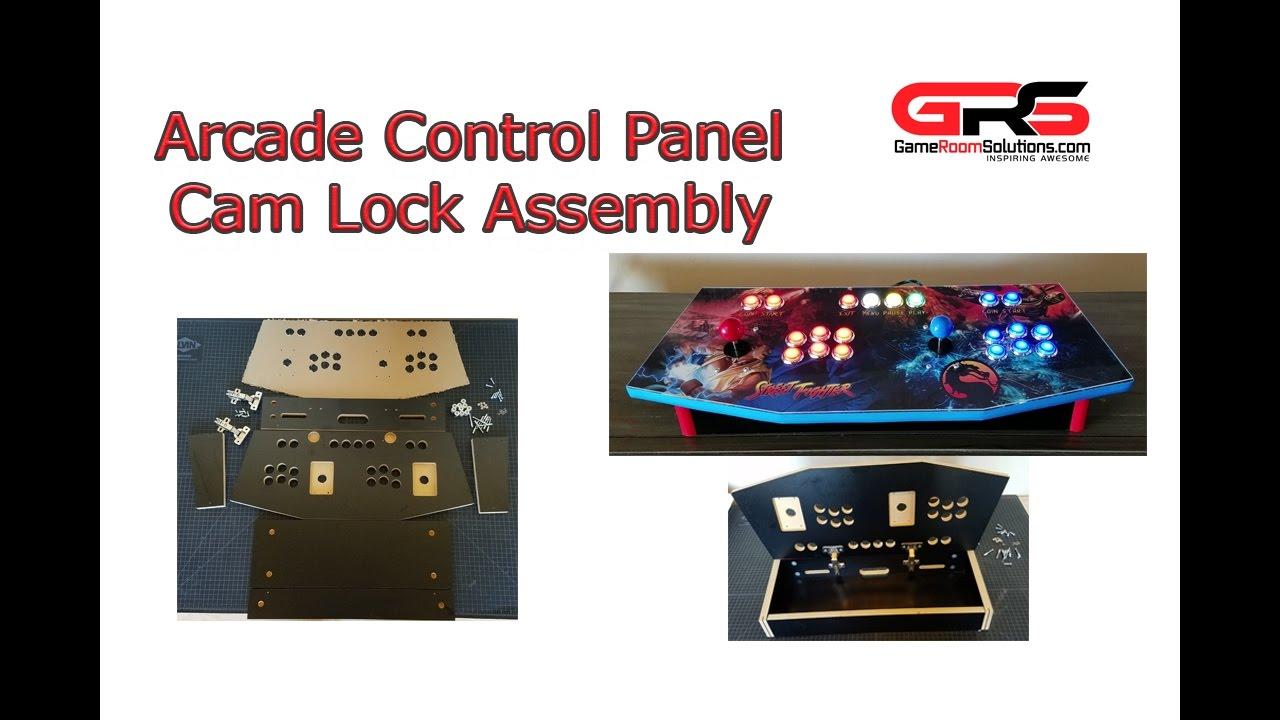Arcade Control Panel Kit