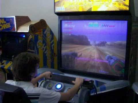 Star Wars Arcade Racer deluxe