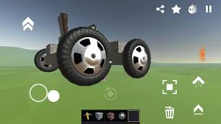 How to build a simple 4 wheel car in Evertech Sandbox! (Not quiting YouTube)