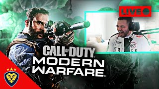 INFECTED IS LIVE! YOUTUBERS TRY NOT TO RAGE AT CALL OF DUTY!
