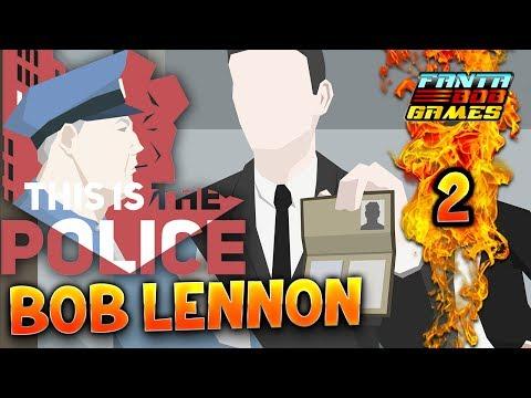 MAMIE NOVA, SUPERFLIC !!! -This is the Police - Ep.2 avec Bob Lennon Gameplay PC 1080p60 FR