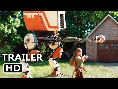 Play TALES FROM THE LOOP Official Trailer (2020) Sci-Fi Series HD
