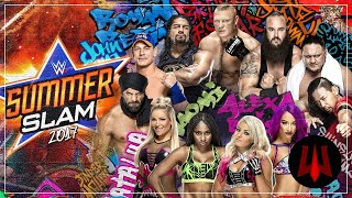 WWE SUMMERSLAM 2017 - ANÁLISIS PICANTE