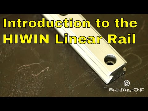 How to use 20mm Hiwin linear rail