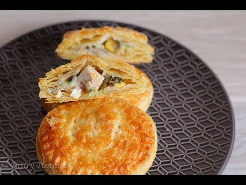 Homemade Chicken Pies :: How To :: Pastry Pleasures