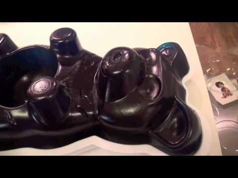 My 26 Pound Gummy Bear :(