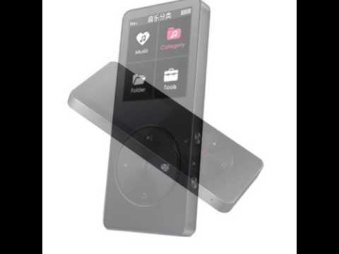 Gocool S5 16GB Portable MP3 Player (Space Grey)