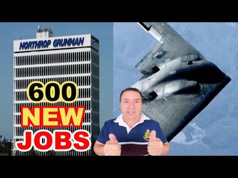 Northrop Grumman Hiring