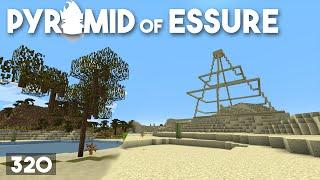 minecraft building w bdoubleo pyramid of essure ep 320
