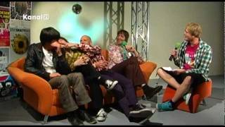 Kanal 21 Backstage  - Vibravoid