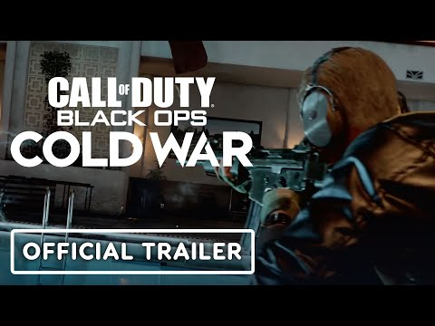Call of Duty: Black Ops Cold War - Official Alpha Trailer