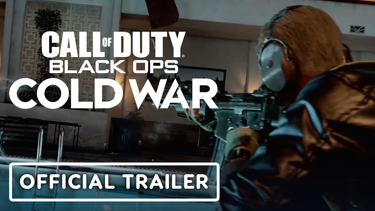 Call of Duty: Black Ops Cold War - Official Alpha Trailer - IGN