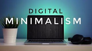 Digital Minimalism - How I organize and declutter my digital life