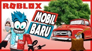 ROBLOX INDONESiA | NEW Car CARPENTER 🚖