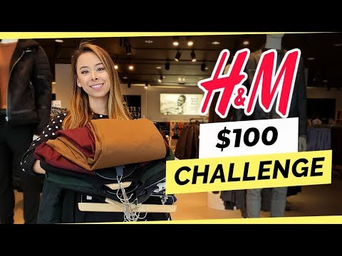 $100 H&M Men's Outfit Challenge - Celebrity Menswear Stylist Edition