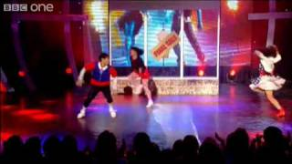 Week 6: Three Finalists Group Dance - Pop Jazz  So You Think You Can Dance  BBC One
