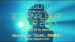 "ねごと - LIVE BD/DVD「""ETERNALBEAT"" TOUR 2017」 -Trailer-"