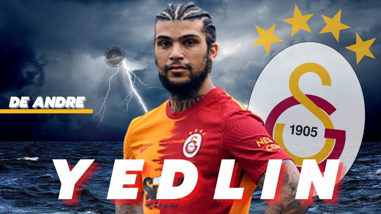 Download YEDLİN [DeAndre Yedlin]   Skills   Welcome to Cimbom?[Rüzgarın Oğlu]   Defence and Passes
