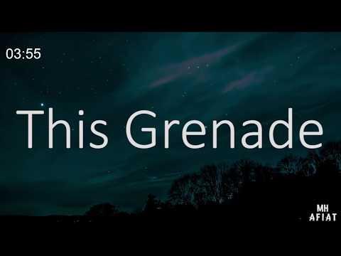 G.O.A.T - Grenade (Lyrics)