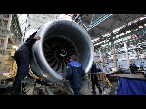 China, Russia Jointly Produce New Long Range Wide Body Passenger Aircraft