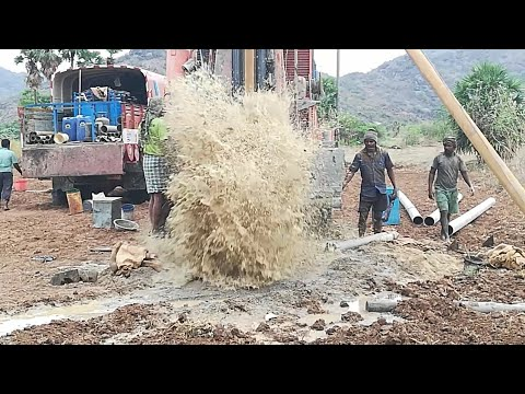 Borewell Drilling in India