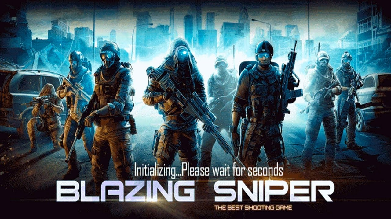 Image result for Blazing Sniper - offline shooting game
