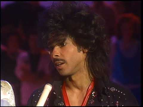 American Bandstand 1985- Interview DeBarge
