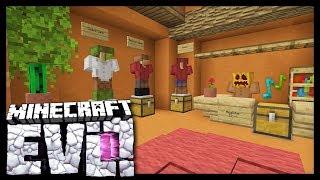SPOOKY SCARY SECRET?! - Minecraft Evolution SMP - #79